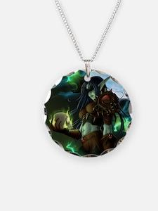 gwystylsmallframed Necklace