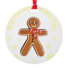 Gingerbread_1.0 Ornament