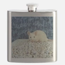 Winter Mouse Flask