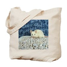 Winter Mouse Tote Bag
