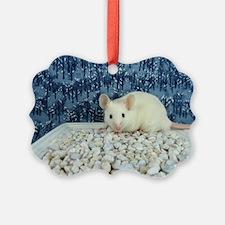 Winter Mouse Ornament
