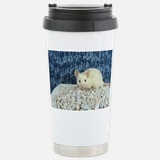 Winter Mouse Stainless Steel Travel Mug