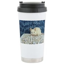 Winter Mouse Travel Mug