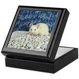 Mouse Square Keepsake Boxes