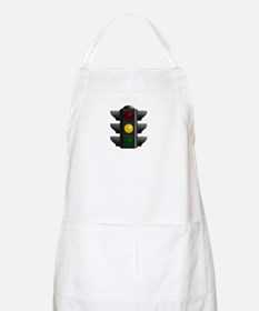 Challenge Accepted White Apron