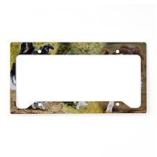 BC_laptop License Plate Holder