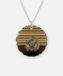 Mousey Necklace