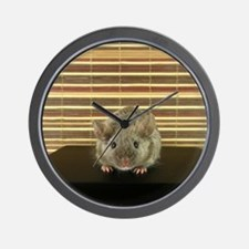 Mousey Wall Clock