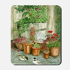Patio Garden Mousepad