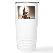 wine_and_grapes2 Travel Coffee Mug