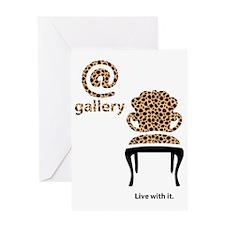 @chair Greeting Card