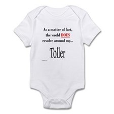 Toller World Infant Bodysuit