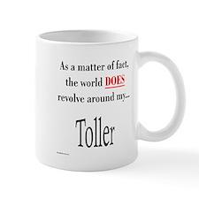 Toller World Mug