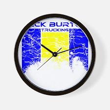 jackburtontrucking Wall Clock