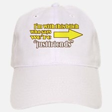 Just Friends Baseball Baseball Cap