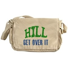 Just a hill Messenger Bag
