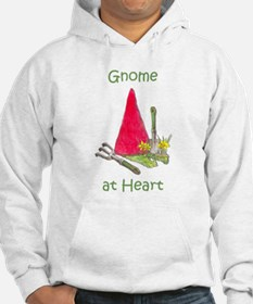 Gnome at Heart Hoodie