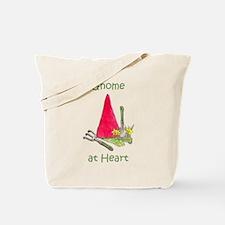 Gnome at Heart Tote Bag