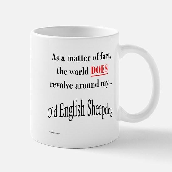 Sheepdog World Mug