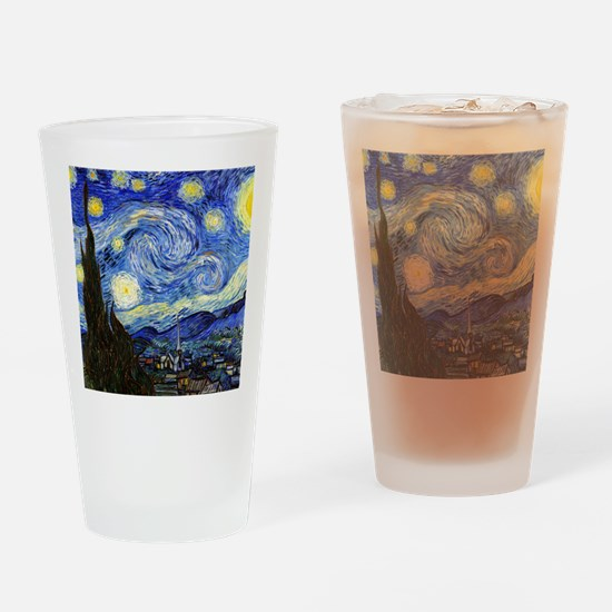 SmPoster VG Starry Drinking Glass