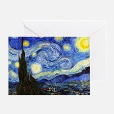 SmPoster VG Starry Greeting Card