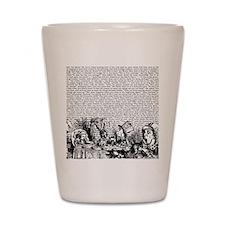 alice-vintage-border_bw_14-333x18v2 Shot Glass
