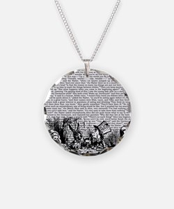 alice-vintage-border_bw_14-3 Necklace