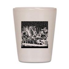 alice-vintage-border_black_9x9 Shot Glass