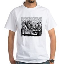 alice-vintage-border_bw_9x9 Shirt