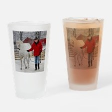 stocking2 Drinking Glass