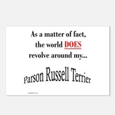 Parson Russell World Postcards (Package of 8)