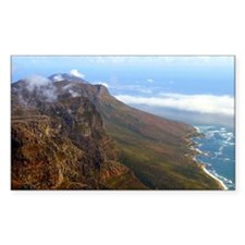 Table Mountain Decal