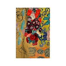 441 Klimt Ria Rectangle Magnet
