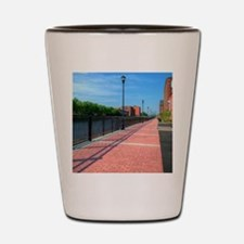 canal walk Shot Glass