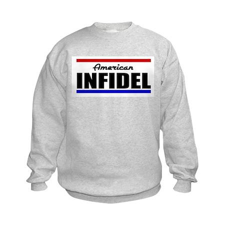 American Infidel Kids Sweatshirt