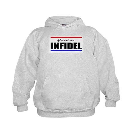 American Infidel Kids Hoodie