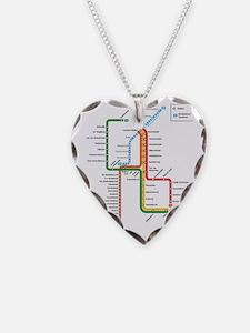 AmsterdamMetroWashingtonStyle Necklace