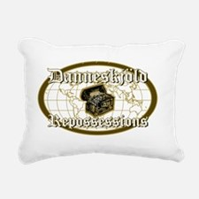 Danneskjold Repossession Rectangular Canvas Pillow