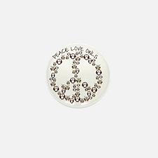 peaceloveowls Mini Button