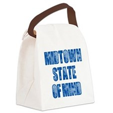 Midtown_StateofMind Canvas Lunch Bag