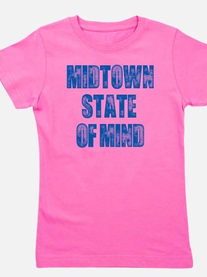 Midtown_StateofMind Girl's Tee