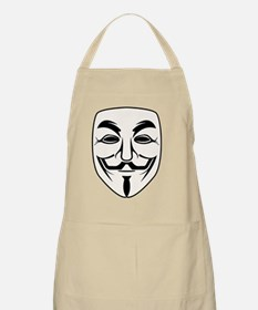 MASK face with tint Apron