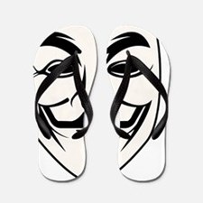 MASK face with tint Flip Flops