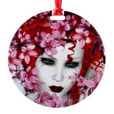 madambutterfly Ornament