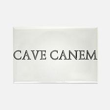 CAVE CANEM Rectangle Magnet