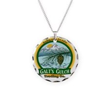 Galts Gulch Tradinc Co - Cir Necklace
