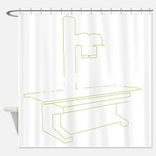 (WXL) Radiographers Do It In the Da Shower Curtain