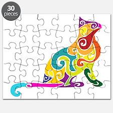 swirlycat Puzzle