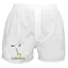 geraffie_monkey_poster-01 Boxer Shorts