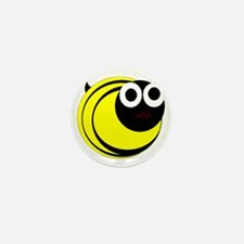 Bumble Bee - Flat Mini Button